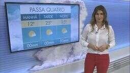 Confira a previsão do tempo para esta quinta-feira (23) no Sul de Minas
