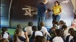 Estudantes têm atividades programadas para a Semana da Água em Uberaba