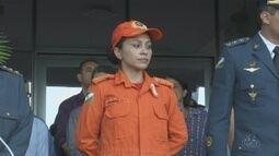 Mulher é promovida a coronel dos Bombeiros pela primeira vez em Roraima