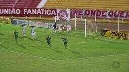 Cuiabá vence União em jogo atrasado e assume a liderança do Grupo B do Mato-Grossense