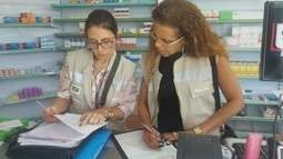 Visa interdita farmácia irregular na Zona Oeste de Manaus
