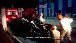 Acidente na Praia do Siqueira provoca alteração no trânsito em Cabo Frio, no RJ