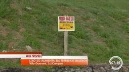 Moradores reclama de lixo na Vila Guarani