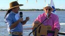 Grupo Juntos toca 'Borogodó dos Cafundó' e 'Ouro Sol Amarelo Verão no 'Galpão' (bloco 2)