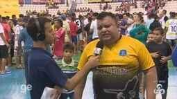 Treinador campeão fala da estreia com vitória na Copa Rede Amazônica
