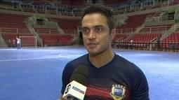 Falcão disputará última partida pela seleção brasileira de futsal contra a Colômbia