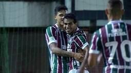 Os gols de Fluminense 3 x 0 Macaé pela 4ª rodada do Campeonato Carioca
