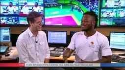 Após disputar as Olimpíadas, judoca refugiado busca sucesso no esporte