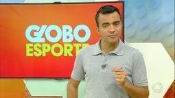 Globo Esporte MS - programa de segunda-feira, 27/03/2017 - 1º bloco
