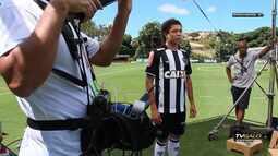 TV Galo - Atlético-MG participa do Media Day do Grupo Globo