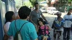 Aulas estão suspensas em escola especial na Praça Seca