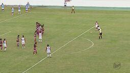 Ferroviária vence o Flamengo pelo Campeonato Brasileiro de Futebol Feminino