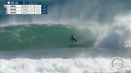 Surfistas da região começam mal etapa de Margaret River no Mundial