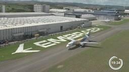 Embraer fez primeiro voo do E195-E2