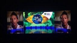 Rafaela Silva vence a disputa pelo prêmio de melhor atleta do ano de 2016
