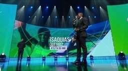 Atletas recebem o Prêmio Brasil Olímpico nesta quarta (29) no Rio