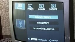 Sinal analógico de TV é cortado na capital e 38 cidades da Região Metropolitana de SP