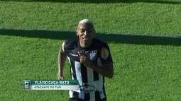 Flávio Caça-Rato analisa gol inusitado contra o América no Campeonato Mineiro