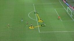Conrado Santana analisa taticamente os gols de Palmeiras, Peñarol e Fla na Libertadores