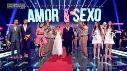 Derreta-se com muito amor no 'Amor & Sexo'