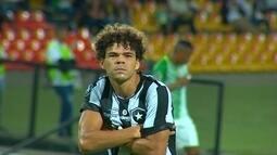Comentaristas analisam a vitória do Botafogo sobre o Atlético Nacional pela Libertadores