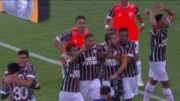 Os gols de Fluminense 3 x 0 Goiás pela 4ª fase da Copa do Brasil