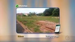 TV Tem mostra problemas em calçadas de cidades do noroeste paulista