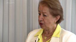 A mulher que defende os direitos dos presos e das presas