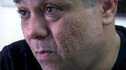 """""""Tiraram 90% da minha felicidade"""", diz pai de jovem assassinado em Laranjeiras"""