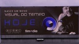 """Designer Hans Donner lança projeto """"Nasce Um Novo Visual do Tempo"""" na Torre de TV"""