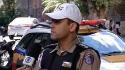 Polícia faz alerta para cuidados nas estradas para o feriado