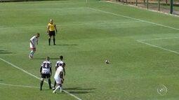 Desportivo Brasil fica no empate com a Inter no jogo de ida das quartas de final da A3