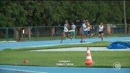 Campeonato estadual de atletismo movimenta Teresina