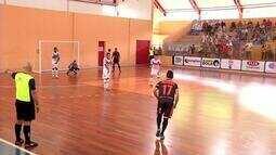 Mendes 'acelera' e goleia Piraí pela Copa Rio Sul de Futsal