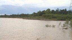 Barco com cinco pessoas vira no Rio Madeira durante pescaria em Jaci-Paraná