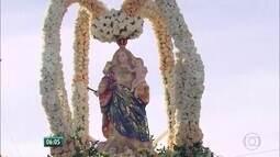 Festa de Nossa Senhora dos Prazeres completa 360 anos em Jaboatão dos Guararapes