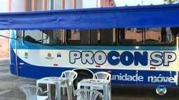 Procon móvel visita cidades do Centro-Oeste Paulista