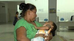 Pacientes reclamam de falta de pediatras em Cais de Goiânia