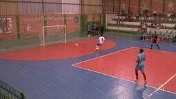 Veja como foram as semifinais masculinas da Copa TV TEM na região de Itapetininga