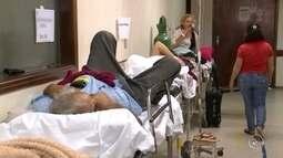 Prefeitura encaminha pacientes da Santa Casa de Sorocaba para leitos que estavam vazios