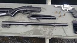 Homem é preso em Suzano suspeito de atirar contra a esposa