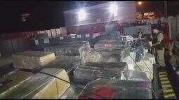 Droga apreendida em Pouso Alegre (MG) deverá ser incinerada