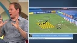 Comentaristam falam sobre vitória de virada do Botafogo sobre o Sport pela Copa do Brasil