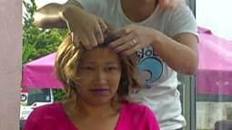 ONG Cabelegria entregou perucas a pacientes em tratamento de câncer