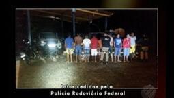 Quadrilha que furtava veículos de pátio da PRF é presa