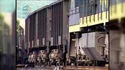 Quadro 'Memória MGTV' recorda viagem pela Ferrovia do Aço