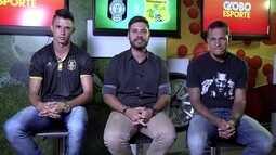 Souza e Romarinho comentam suas expectativas para a final do Candangão