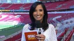 Alice Bastos Neves adianta os destaques do Globo Esporte RS