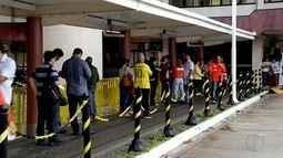 Protesto em Macaé é realizado no Centro e em frente sede da Petrobras