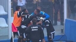 Os gols de Água Santa 1 (3) x (5) 0 Bragantino pela final do Paulista Série A2